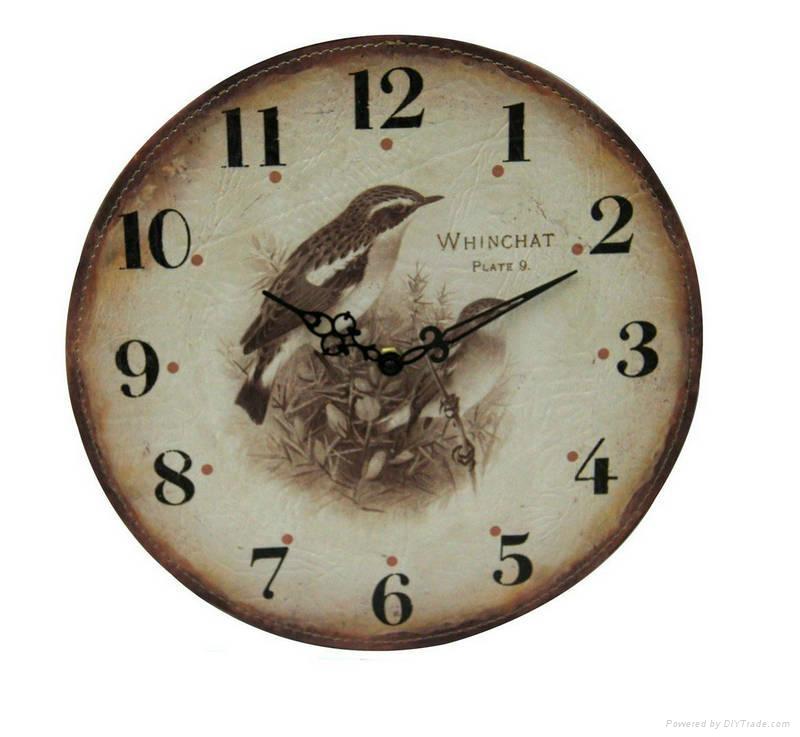 wall clock 3