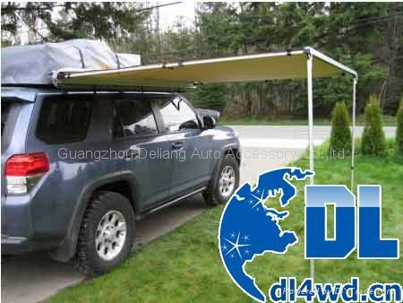 4x4 Accessories Retractable Car Side Awning