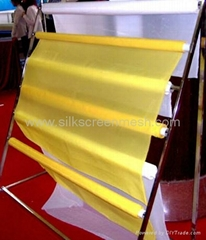 100% polyester screen printing mesh fabric