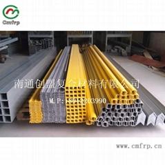江蘇創盟廠家直銷:拉擠玻璃鋼型材