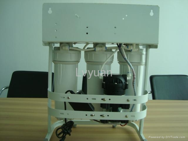 3c0bc449e59 China reverse osmosis RO system for home use - LY-RO-107 - Lvyuan ...
