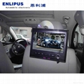9inch Car Headrest DVD Tablet FM/IR/720P