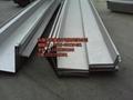 無錫304不鏽鋼天溝加工 1