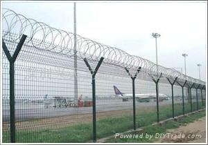 機場護欄網 3