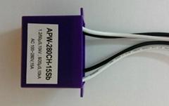 LED路灯专用串联式雷击突波保护器