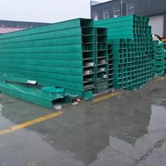 玻璃鋼電纜橋架_電纜槽盒_母線槽