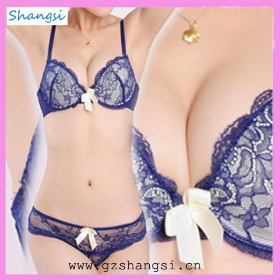 ROMANTIC sexy bra set new design 1