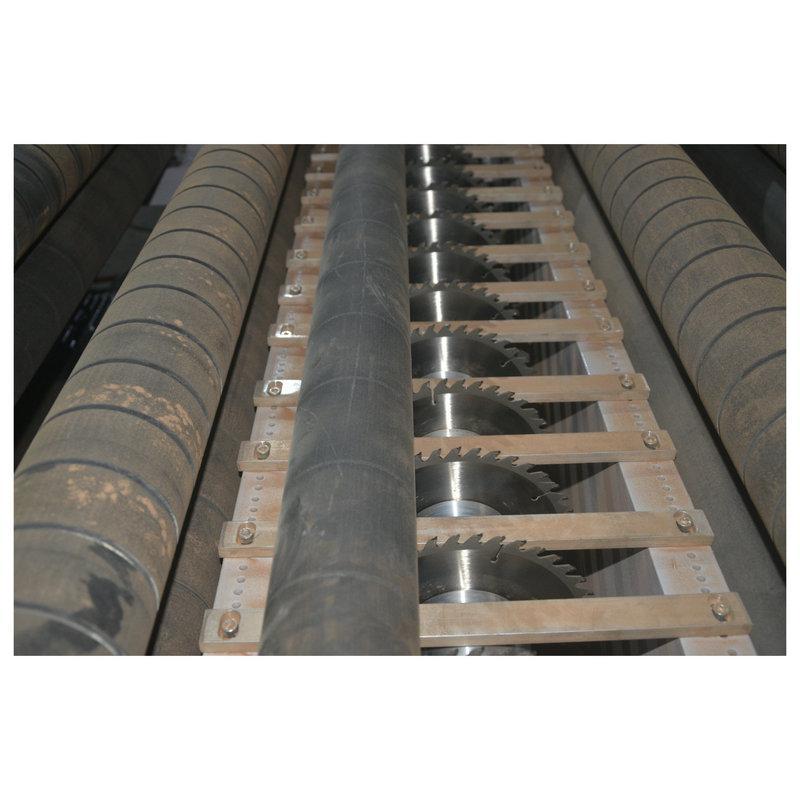 板式多片鋸 1300木板開條機 4