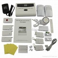 Wireless PIR Home Security Burglar Alarm System Auto Dialing Dialer