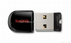 SanDisk Cruzer Fit 4 GB USB Flash Drive
