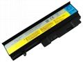 Laptop battery for Ideapad Y330 Y330G LO8S6D11 L08L6D11