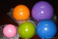 1/2lbs Sand Filled PVC Surface Material and Ball Type Training Baseball Softball