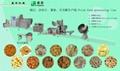 油炸膨化小食品生产线 2