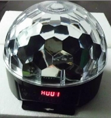 KTV led magic crystal led disco light