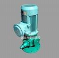 YHB-LY立式圆弧齿轮泵系列