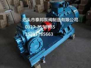 2CY-3.3/0.33齿轮油泵(型号大全) 1