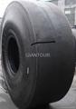 L5S Smooth pattern underground mining tire tyre