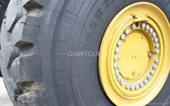 Sell OTR tire-rim tyre-w