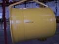 Sell mining wheel OTR steel rim wheel for dump truck Belaz 130T BELAZ 7514