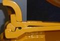 Sell OTR mining wheel steel rim assy 25-22.00-3.0 for dump truck wheel loader