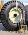 Sell earthmoving rim wheel OTR rig tire rim  57x29.00/6.0 for Rig and dump truck