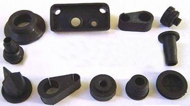 Customized Molded EPDM Rubber Parts For Industrial Usage 1