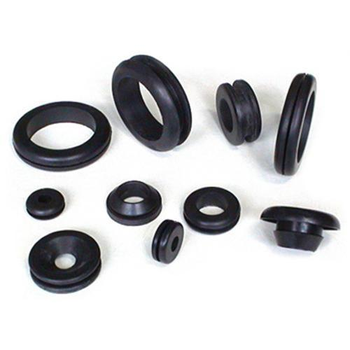 Customized Molded NR Natural Rubber Products Rubber Parts For Industrial Usage