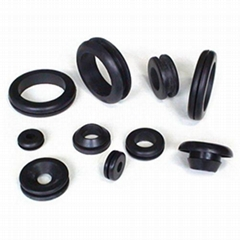 Molded NR Natural Rubber Products Rubber Parts For Industrial Usage