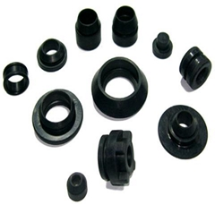 Molded SI Rubber Products Rubber Parts