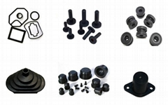 Customized Various Size Rubber Seal Ring /O-Ring Rubber parts