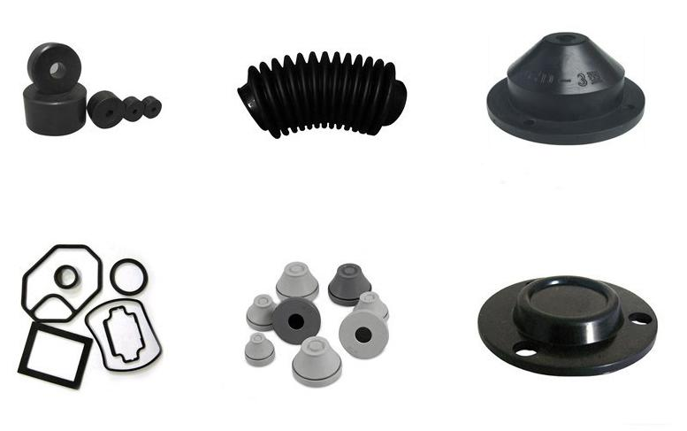 Customized Rubber Products, Rubber Moulded Parts, Rubber Parts 3
