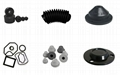 Customized Rubber Products, Rubber Moulded Parts, Rubber Parts