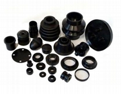 Customized Rubber Seat Molding, Rubber Moulded Parts, Rubber Parts