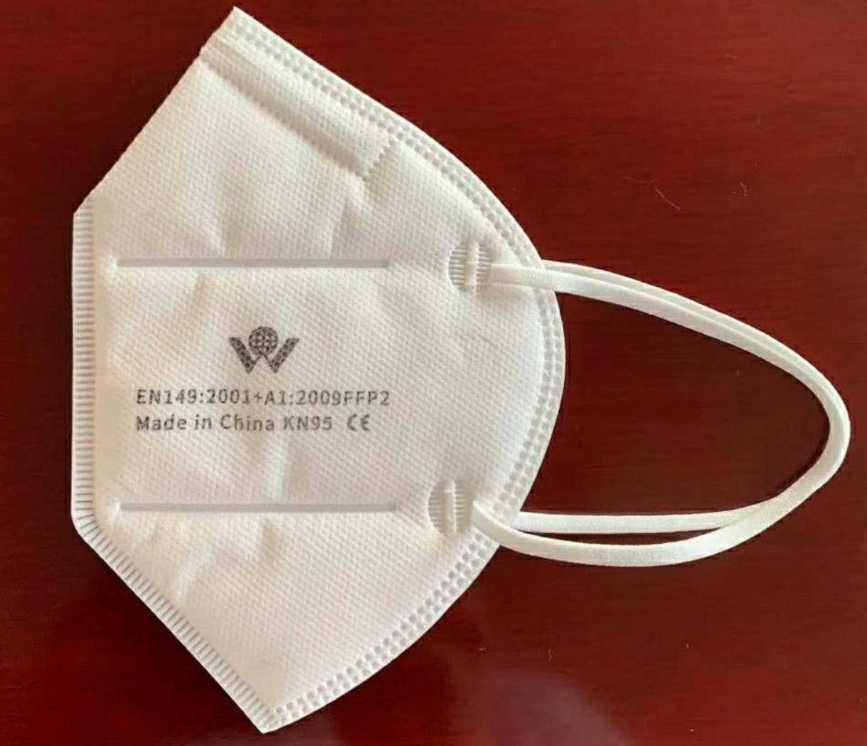 Factory Direct Sale KN95 Face Mask with CE FDA Certification