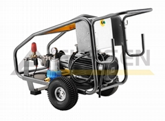 Industrial Electric High Pressure Washer drived by PMSM motors