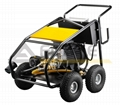 KT-18/28 ndustrial Electric High Pressure Washer drived by PMSM motors