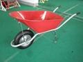 wheel barrow  1