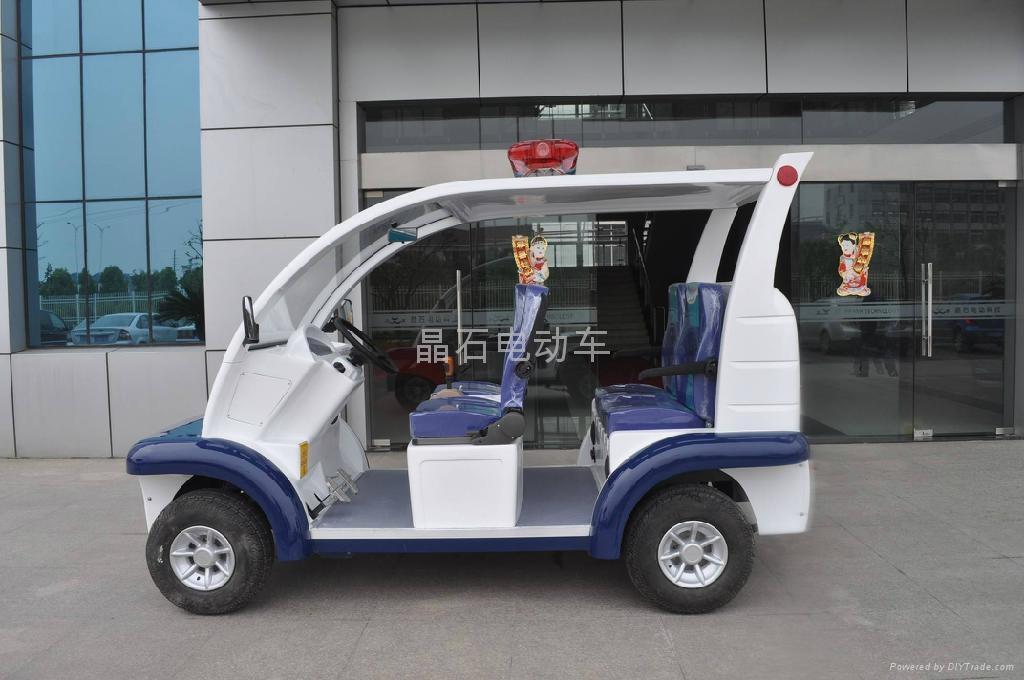 无锡电动巡逻车 3