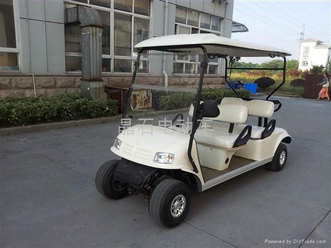 电动高尔夫球车 1