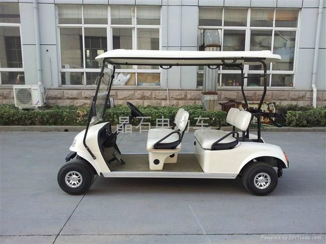 電動高爾夫球車 2