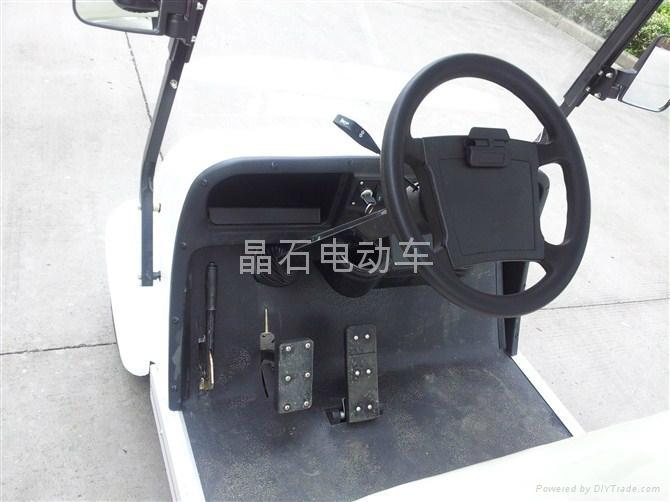 电动高尔夫球车 4