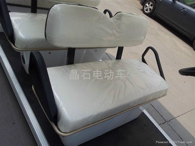 電動高爾夫球車 5