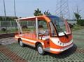 电动平板货运车 1