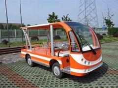 电动平板货运车