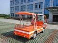 电动平板货运车 3