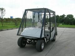 高尔夫球场电动捡球车