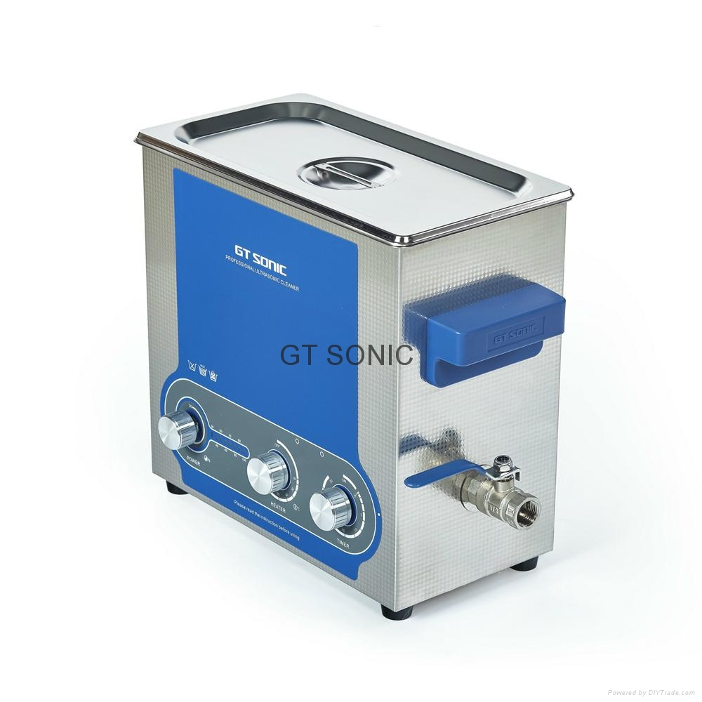 6L Ultrasonic Cleaner with Adjustable Power for Blind Spots 5