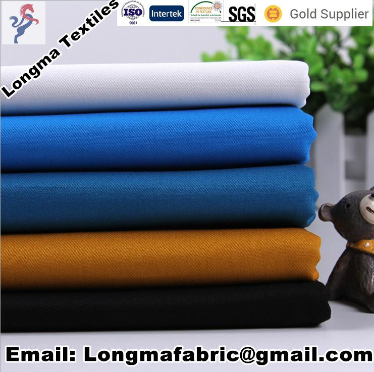 tc dyed bleached poplin fabric for pocketing Lining fabric 2