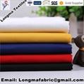 "T/C dyeing t-shirt fabric T/C80/20 45X45 133X72 47""/63"" 3"