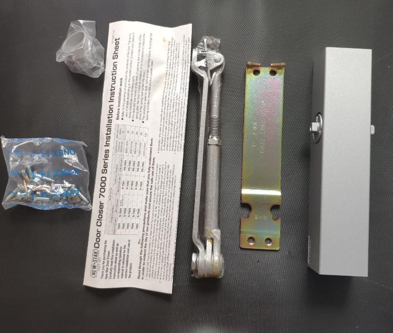 日本NEWSTAR闭门器 S7004 7004 3